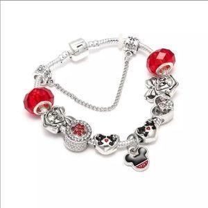 Jewelry - 19cm Brand New Mickey Mouse Custom Watch